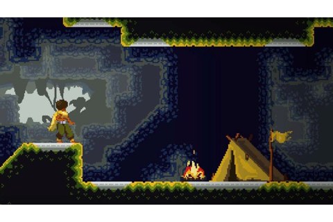 Dandara: A Videogame's Responsibility to History :: Games ...