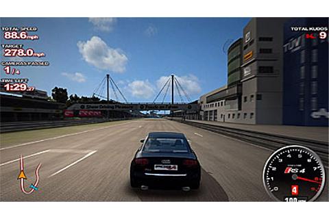 Project Gotham Racing 4 Review for Xbox 360 (X360)