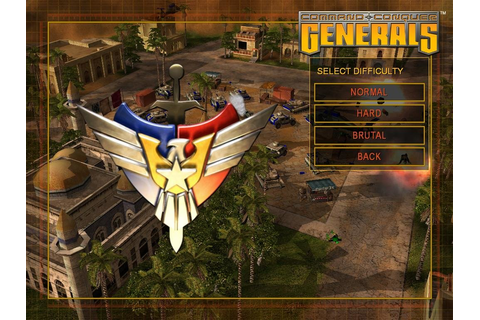 C&C Generals (2003) - PC Review | Old PC Gaming