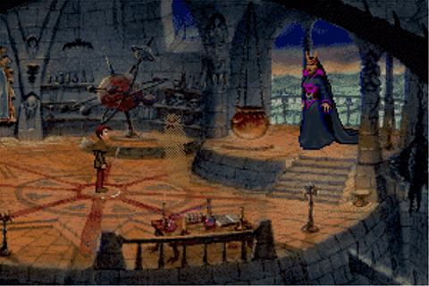 Download Curse of Enchantia - My Abandonware