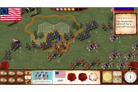 Hold the Line: The American Revolution Full Free Game ...