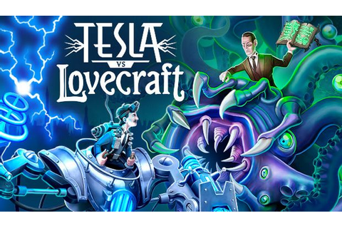 Tesla vs Lovecraft Free Download « IGGGAMES