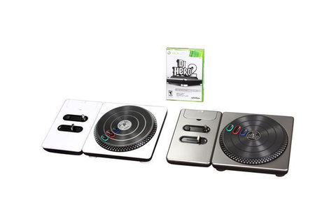 DJ Hero 2 Party Bundle Xbox 360 Game - Newegg.com