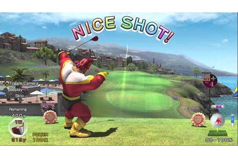 Hot Shots Golf: World Invitational Announcement Trailer ...