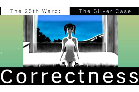 The 25th Ward The Silver Case * FULL GAME WALKTHROUGH ...