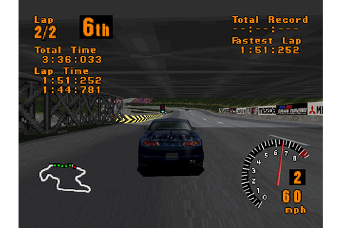 (Really, REALLY) Old Video Game Review: Gran Turismo | Old ...
