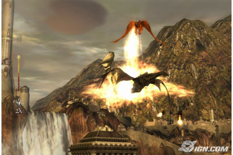 Lair Screenshots, Pictures, Wallpapers - PlayStation 3 - IGN