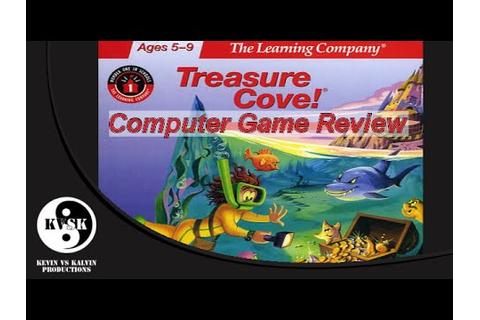 Treasure Cove! (1997) - Computer Game Review - YouTube