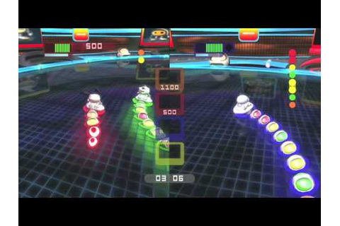 PS3 Snakeball Game - YouTube