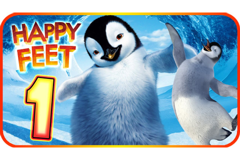 Happy Feet Walkthrough Part 1 (Wii, PS2, PC, Gamecube ...