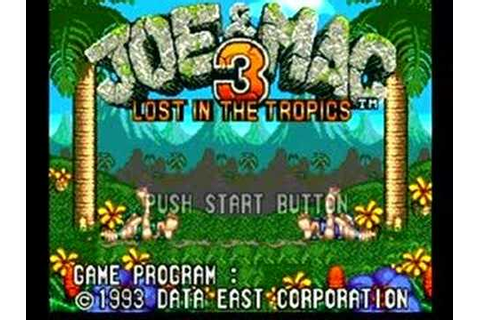 Joe & Mac 3: Lost in the Tropics - YouTube