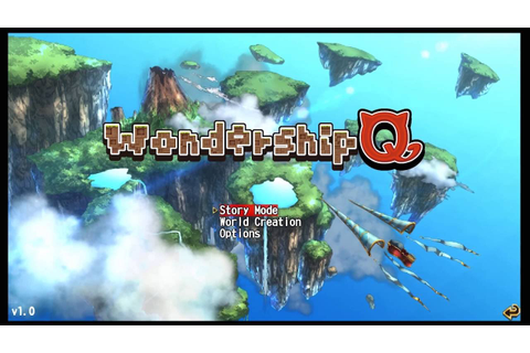 Wondership q: First 20 mins of game-play with commentary ...