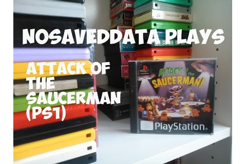 Attack of the Saucerman ! (Jeu PC) - Images, vidéos ...