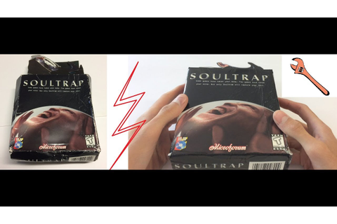 Let's Restore Soul Trap USA PC Big Box - YouTube