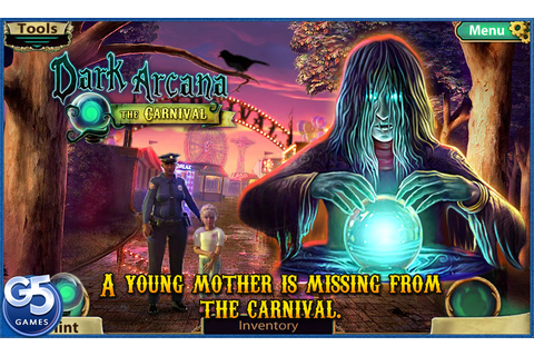 G5 Games :: Games :: Dark Arcana: The Carnival