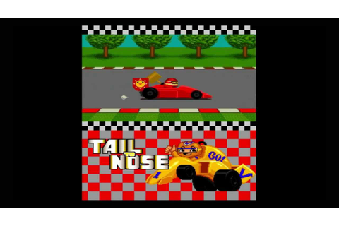 RetroGames - MAME **Super Formula/Tail To Nose** - YouTube