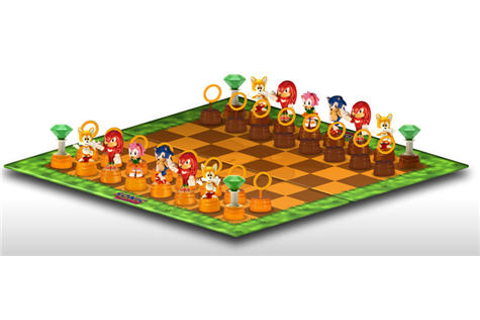 Video Game Chess Sets by Purple Pawn