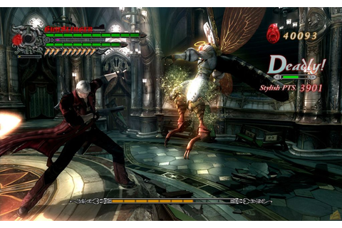 Free Download Games Devil May Cry 4 Full Version (PC/RIP ...