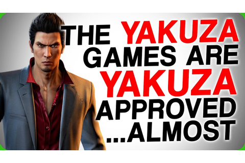 The Yakuza Games are Yakuza Approved, Almost (Shaolin ...