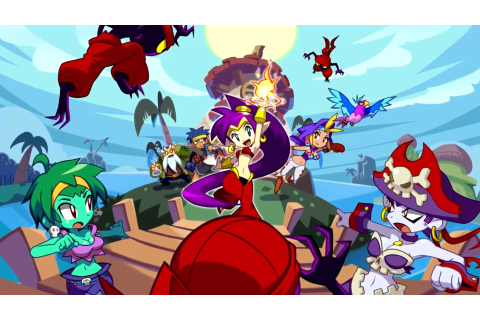 Shantae: Half-Genie Hero Wallpapers in Ultra HD | 4K ...