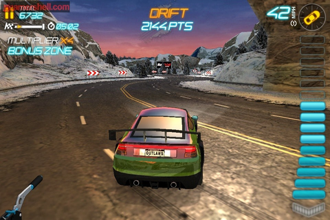 Drift Mania: Street Outlaws built with Unity Game engine ...