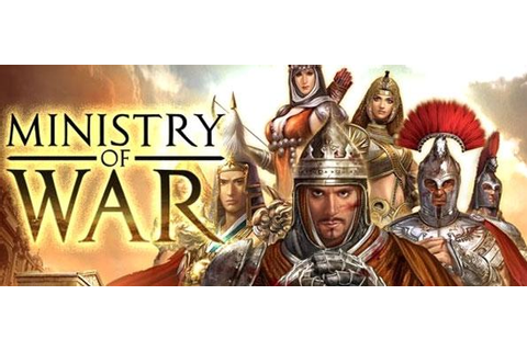 Ministry of War - Online Strategy Games
