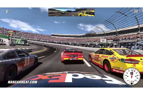 NASCAR Heat Evolution Official Developer Diary: Game Modes ...
