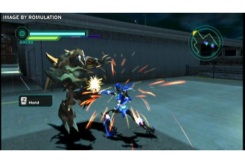 Transformers Prime The Game (USA) Nintendo Wii ISO ...