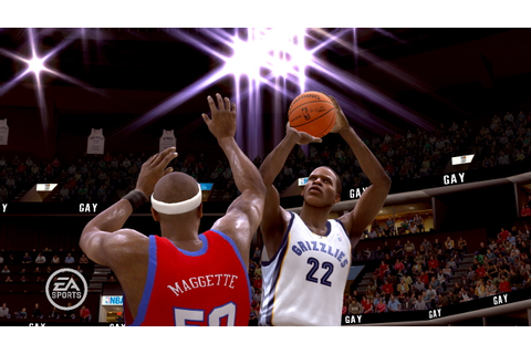 NBA Live 09 Screenshots - Video Game News, Videos, and ...