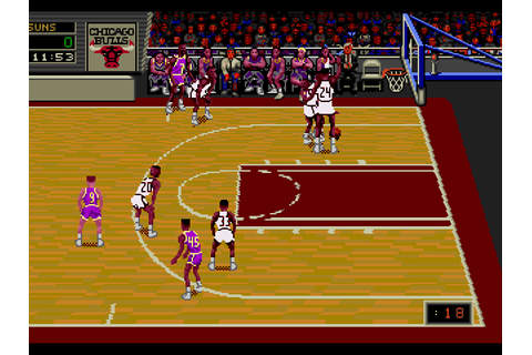 NBA Showdown 94 Download Game | GameFabrique