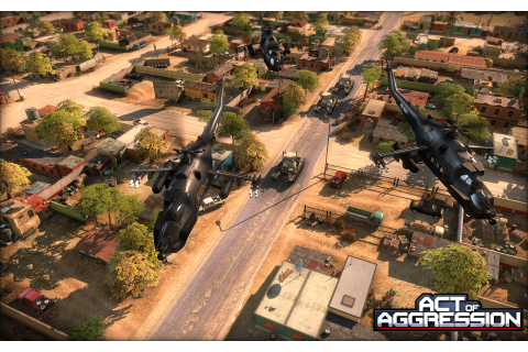 Act of Aggression – The Game C&C Fans Have Been Waiting ...