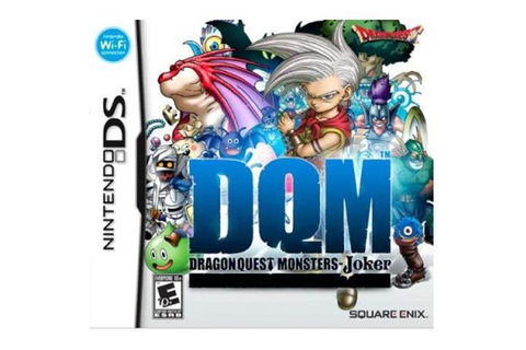 Dragon Quest Monsters: Joker Nintendo DS Game - Newegg.com