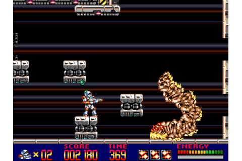Turrican 3 : The Company - Classic Amiga Games