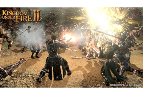 Kingdom Under Fire 2 Online English Client Co-op Demo ...