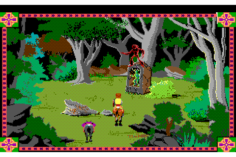Conquests of Camelot: The Search for the Grail (1990 - DOS ...