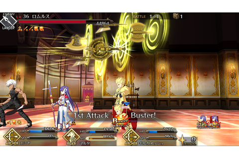 Fate/Grand Order Is Fun, But Not For Beginners | Kotaku ...
