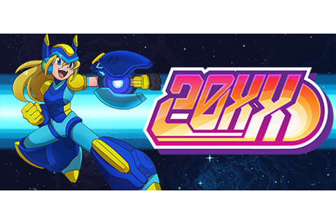 20XX on Steam