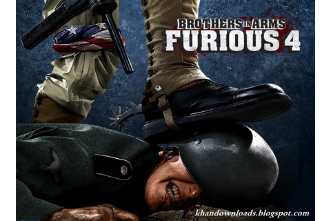 Brothers in Arms Furious 4 Full Version PC Game Download ...