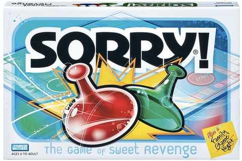 Sorry! | Board Games Galore Wiki | FANDOM powered by Wikia