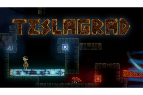 Teslagrad Review – GIZORAMA