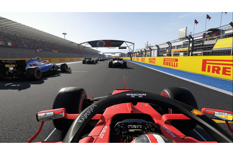 F1 2019 Gameplay France - Last to First Challenge - YouTube