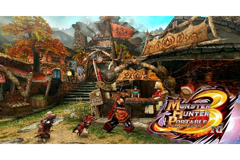 monster hunter portable 3rd english psp cso
