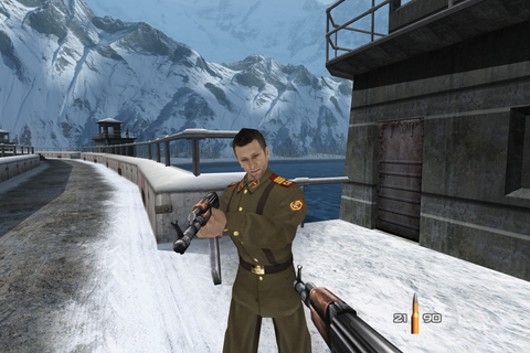 Why isn't GoldenEye in Rare's HD game collection? Here's ...