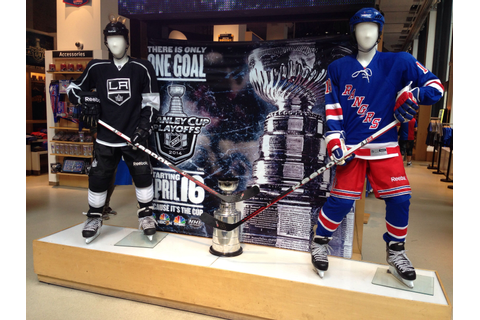 NHL Store #nyr #nyrcup #nhl #stanleycup #lakings | Let's ...