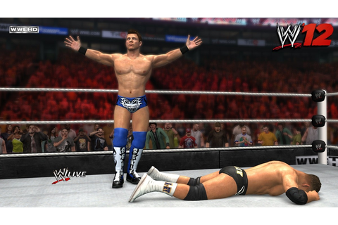 WWE 12 Preview