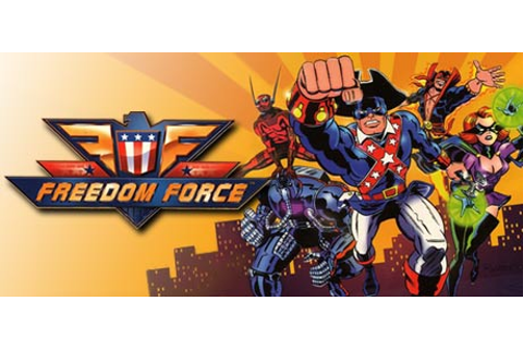 Freedom Force on Steam