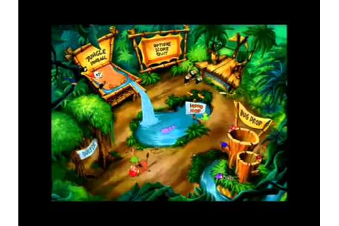 Timon & Pumbaa s Jungle Games для нетбука - YouTube