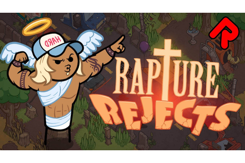 RAPTURE REJECTS gameplay: The Funniest BATTLE ROYALE game ...