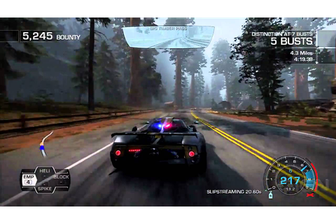 Need for Speed Hot Pursuit: Video Review - YouTube