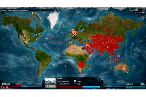 Download Game Gratis: Plague Inc: Evolved Early Access ...